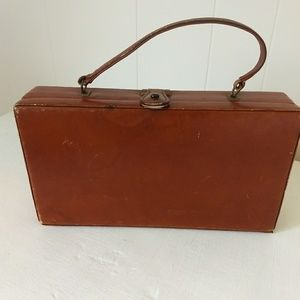 French Vintage Carrying Case